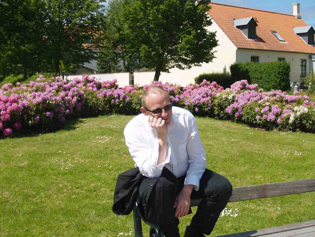 Selskabsmusiker Tage B. Olsen  -  Bare god festmusik